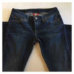 Lucky Brand Boot Cut Jeans Size 4/27